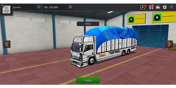 mod bussid truck tronton