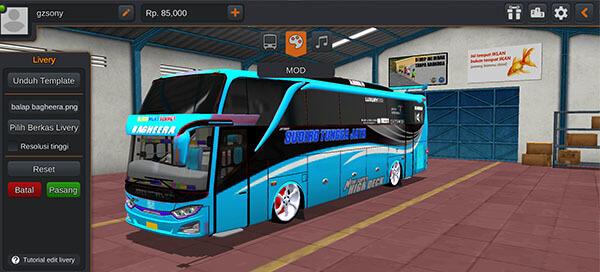 Mod BUS JB3 Ztom