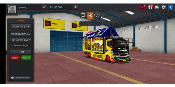 mod bussid truck terbaru 2020