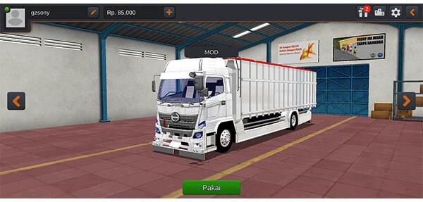 mod truck bussid hino 500 new gen