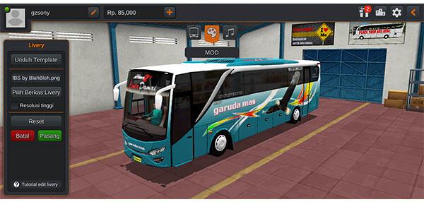 Bus JB2 Hd Setra