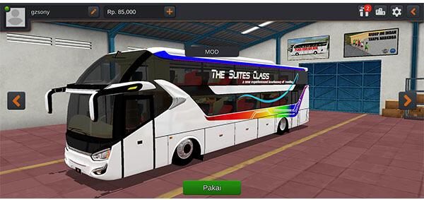 download Bus legacy suites class
