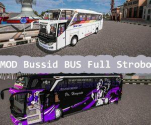 MOD Bussid Bus Full Strobo