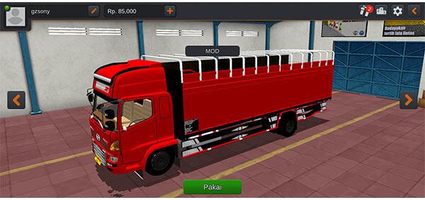 Mod Truck BAK Full Led