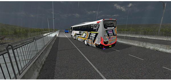 jetbus 3 full strobo
