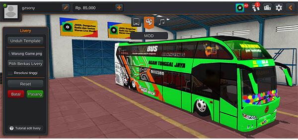 mod bus maxi miracle