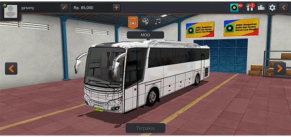 mod bus skyliner