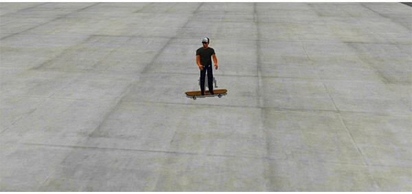 mod skateboard bussid