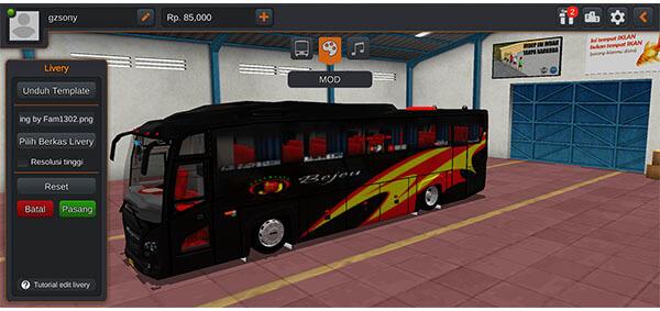 bus scorking