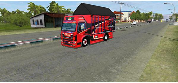 truck scanter hidrolik