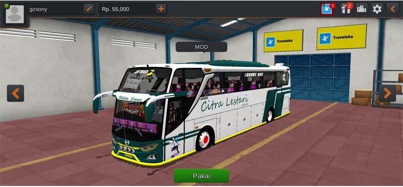 Bus JB3 HDD JMC RK8
