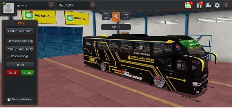 download mod bussid bus ceper 2020