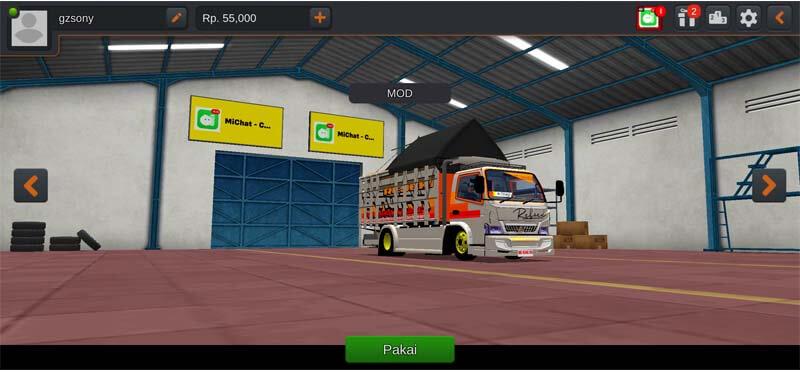 Truck canter reboex
