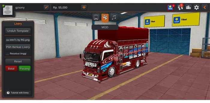 truck isuzu nmr 71