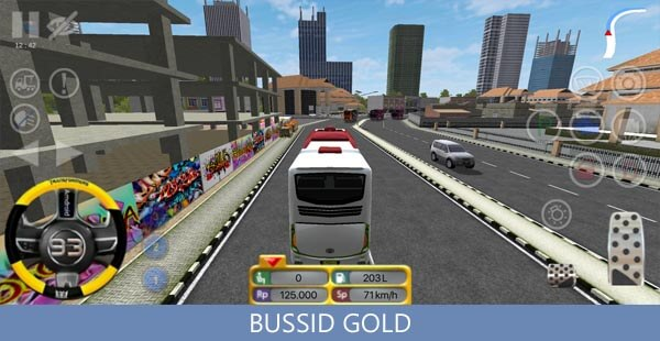 BUSSID GOLD