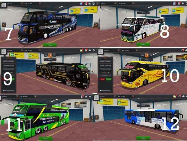 Download Mod Bus Bussid Keren Terbaru HD