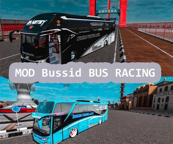 MOD Bussid Bus Racing