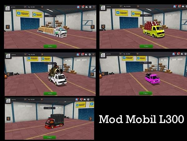 download mod bussid mobil L300