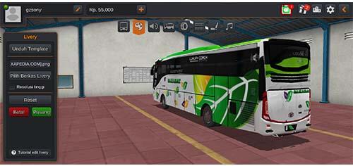 livery bussid arjuna xhd bus sahabat