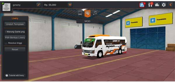 download mod bussid bus elf