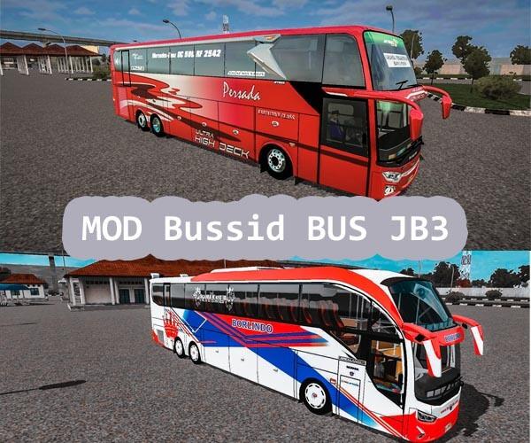 MOD Bussid Bus JB3