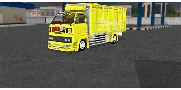 Download Mod Bussid Truck Umplung Terbaru