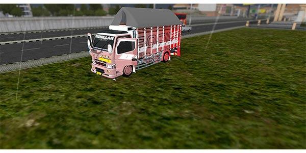 mod bussid truck canter terbaru 2020