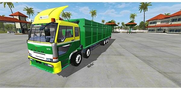 mod truck bussid fuso terbaru keren 2020
