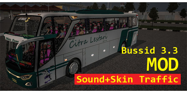 Download Bussid V 3 3 Mod Sound Skin Traffic