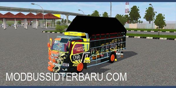 Download MOD Bussid Truck Tawakal versi baru 2020