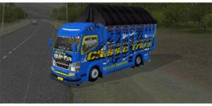 Download MOD Truck Bussid Full Anim Keren