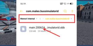 Download bussid mod versi 3.3 traffic skin dan sound