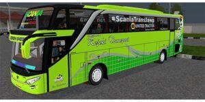 MOD Bussid Bus Full Anim 2020 keren