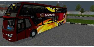 MOD Bussid Bus Full Anim mediafire terbaru