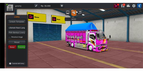 truck fuso terbaru