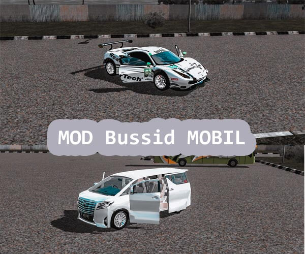 MOD Bussid Mobil