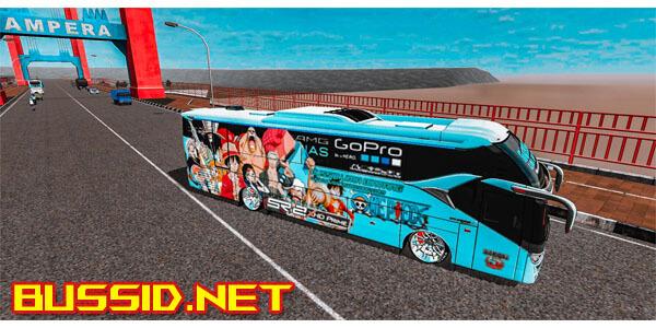 Mod Bussid Bus Ceper Anime