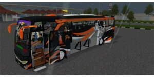 download mod bussid bus full strobo