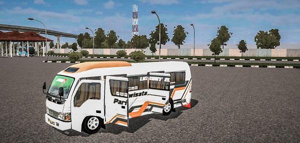 Bus ELF Minibus