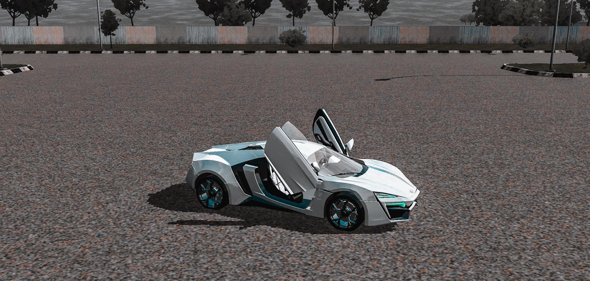Mobil Balap Sport Mewah