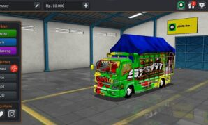 download mod bussid truck canter oppa muda