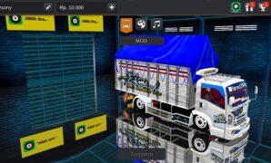 download mod bussid truck new tawakal 5
