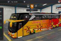 mod bussid ceper bus sempati star