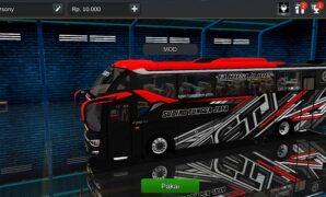Mod Bus SR2 Sudiro Tungga Jaya Full Anim Bussid