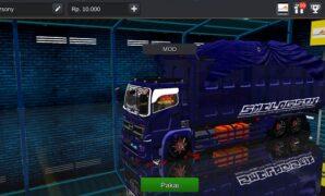 mod bussid truck hino dump c9