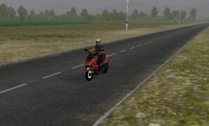 Motor Honda PCX Full Anim