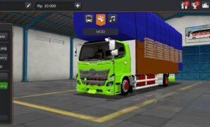 Truck Hino 500 Gayor Full Anim