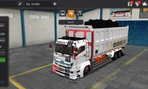 Truck Hino C9 Dop Laba Laba Full Anim