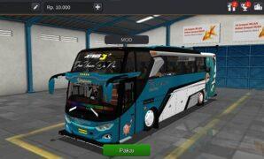 Bus JB3 Voyager Racing Full Anim