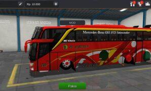 Bus JB3 SHD AC Full Anim